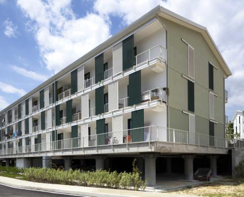 D 39 agostino costruzioni settore residenziale for Piani prefabbricati